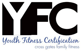 Youth Fitness Certification Cross Gates Family Fitness