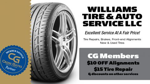 Williams Tire & Auto Service LLC