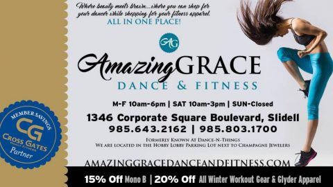 Amazing Grace Dance and Fitness