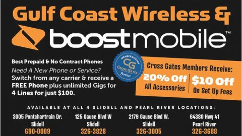 Gulf Coast Wireless & Boost Mobile
